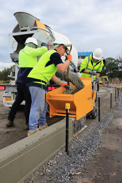 Commercial Kerbing Melbourne, Domestic Kerbing Melbourne